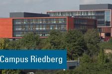 Neues vom Campus Riedberg