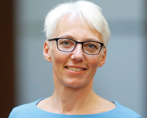 Prof. Tanja Brühl, Vizepräsidentin