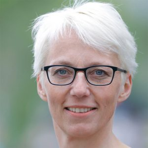 Prof. Dr. Tanja Brühl, Professorin für Politikwissenschaft, Vizepräsidentin der Goethe-Universität; 1822-Preisträgerin im Jahr 2008
