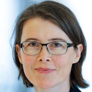 Prof. Dr. Kira Kosnick, Professorin für Soziologie; 1822-Preisträgerin im Jahr 2009 als Juniorprofessorin am Institut für Kulturanthropologie und Europäische Ethnologie