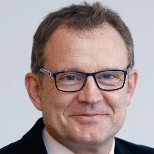 Prof. Dr. Manfred Schubert-Zsilaevcz, Professor für Pharmazeutische Chemie, Vizepräsident der Goethe-Universität; 1822-Preisträger im Jahr 2003