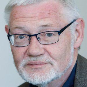 Prof. Dr. Bernd Trocholepczy, Professor für Religionspädagogik und Mediendidaktik; 1822-Preistäger im Jahr 2005