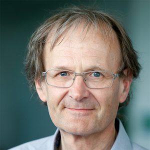 Prof. Dr. Anton Wakolbinger, Professor für Stochastik; 1822-Preisträger im Jahr 2012