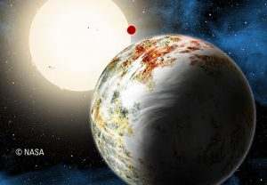 Das Kepler-10 Exoplaneten-System