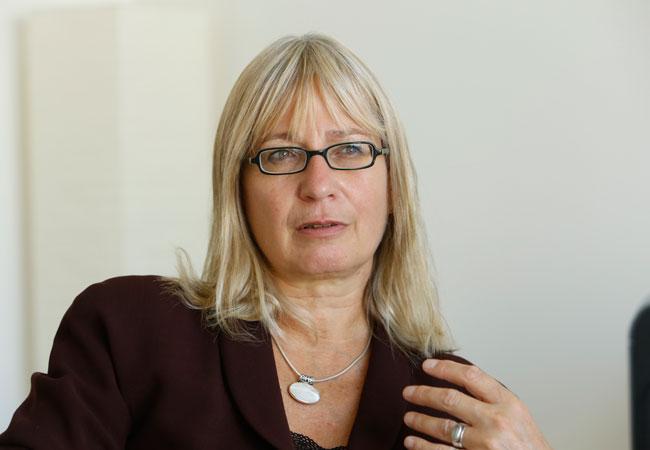 Dr. Anja Wolde, Leiterin des Gleichstellungsbüros; Foto: Dettmar