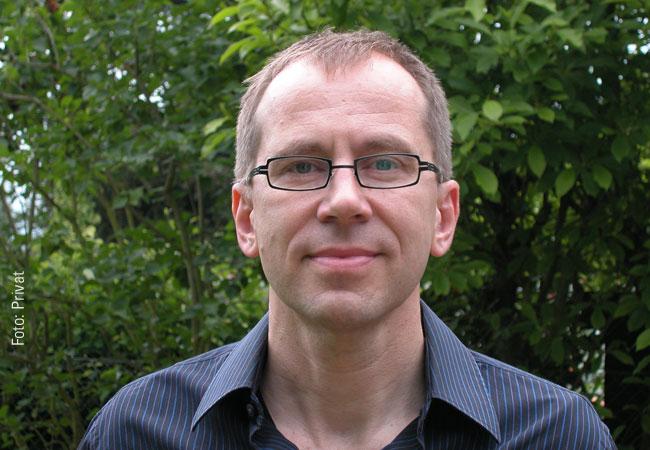 Prof. Thomas Lemke, Inhaber der Professur für Soziologie mit dem Schwerpunkt Biotechnologie, Natur und Gesellschaft